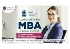 Most Popular 1 Year Executive MBA From UK | Online Or On-Campus Option