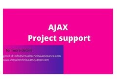 AJAX Project support