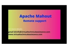 Apache Mahout Remote support