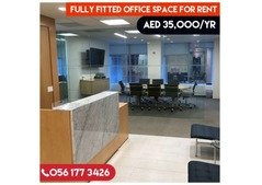 Near To Metro   Fully Fitted Office Space For Rent