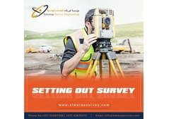 Setting Out Survey In Fujairah | Ras Al Khaimah | Abu Dhabi