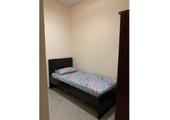 MAID ROOM IS AVAILABLE OPPOSITE SAHARA CENTRE