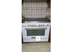 Gleemgas Italy brand 5eyes electric ceramic cooker oven for sale