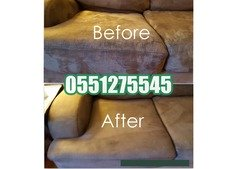 sofa cleaning service and stain removing solutions 0551275545