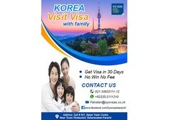 Korea Visit Visa With Family