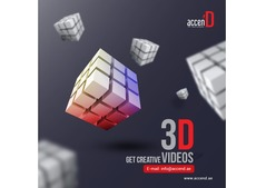Create 3D videos with Accend !!!