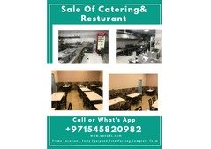 For Sale Restaurant And Catering  in Dubai