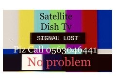 Satellite Dish tv Services in Dubai 0563046441
