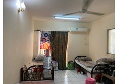 Executive class bed space available near to Al Qiyadah metro station