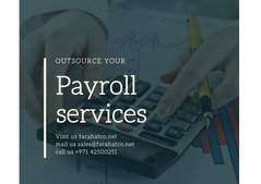 Outsource your Payroll & HR services in Dubai