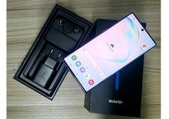 Samsung Galaxy Note 10 plus Mobile Phone