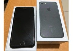 iPhone 7 128 GB ( Absolutely new condition ) in sharjah