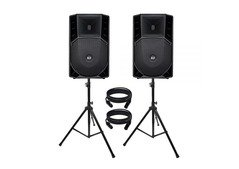 Sound system and lights ( rental ) For Sale