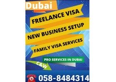Freelance visa for two years