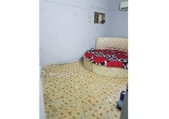 2 large room for rent semi furnish for family and for bachelors.