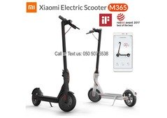 XIAOMI MI SCOOTER & NINEBOT SEGWAY SCOOTER