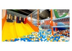 Indoor kids softplay area for sale