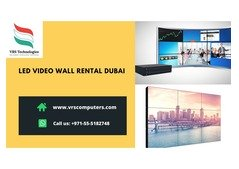 Lease Video Wall Suppliers for Events in Dubai