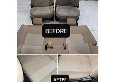 Car interior cleaning Only 150 AED in Ajman