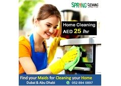 House Cleaning   Maids Service   From Spring Cleaning