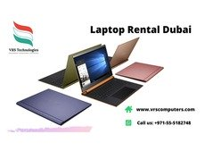 Lease Laptops for Events in Dubai UAE