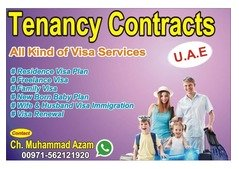 All Kind of Visa Service and Tenancy Contract