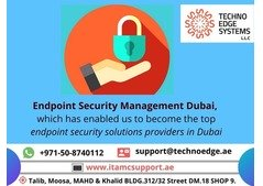 IT AMC Support provide Endpoint security solutions Dubai