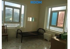Room -couple or 3 or 4 person Bed space For Ladies