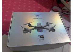 sJ RC z5 drone for sale. With xtra battery.