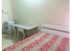 Fully Furnished Studio Flat - Short term- Near Al Khail Mall