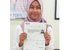 registered  and original IELTS  without need to sit for the exam