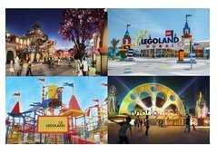 Motiongate  Legoland BOLLYWOOD park DPR tickets for cheap