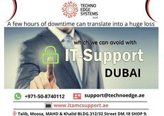 IT Support in Dubai Serves as the Predominant