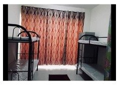 Available 1 bed space in barsha 1 For Philippino ladies or couples