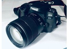 For Sale Canon EOS 77D