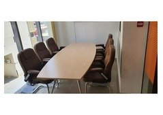 Office furniture for sale good condition in Sharjah