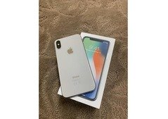 iPhone x 256gb ,clean condition with box and all accessories