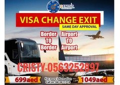 The most affordable visa change services in UAE