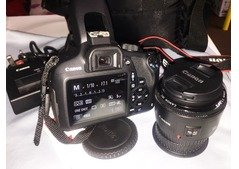 Canon 1200d Perfect condition For Sale in Abu Dhabi