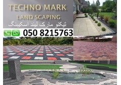 Techno mark Landscaping services in Abu Dhabi