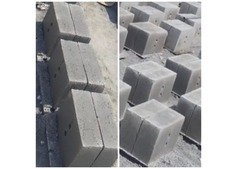 fence block concrete for sale Aed 15
