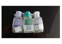 Available hand sanitizer 60ml at 10 aed