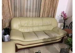 Sofas for sale ! In good condition