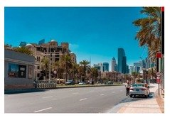 Car Hire Dubai to Abu Dhabi