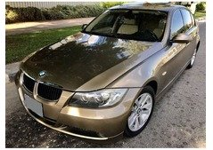 BMW 320-I for Sale, Very Good Condition, Grey Colour