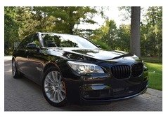 2014 BMW 740Li RWD SPORT M PACKAGE