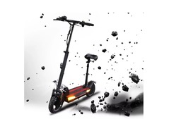 Electric Scooter Max Speed 45-60kmph