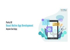 React Native App Development Company | Techugo