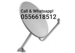 0556618512 Call Now Satellite Dishtv Airtel Installation