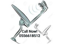 Dubai Satellite Dish Installation 0556618512